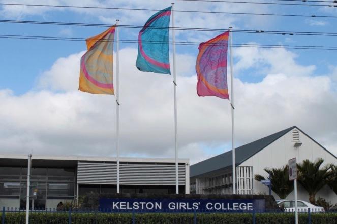 Kelston Flag Project, Miranda Brown