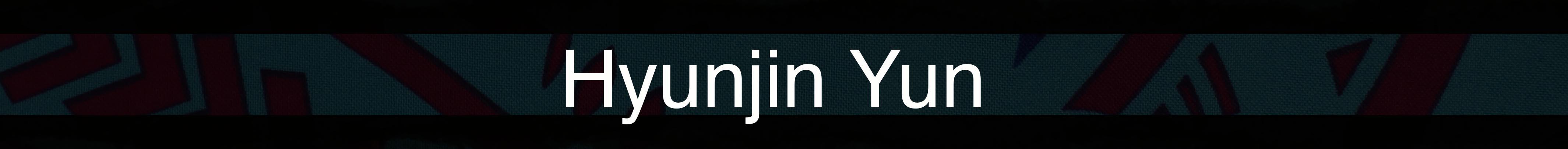 website Hyunjin Yun