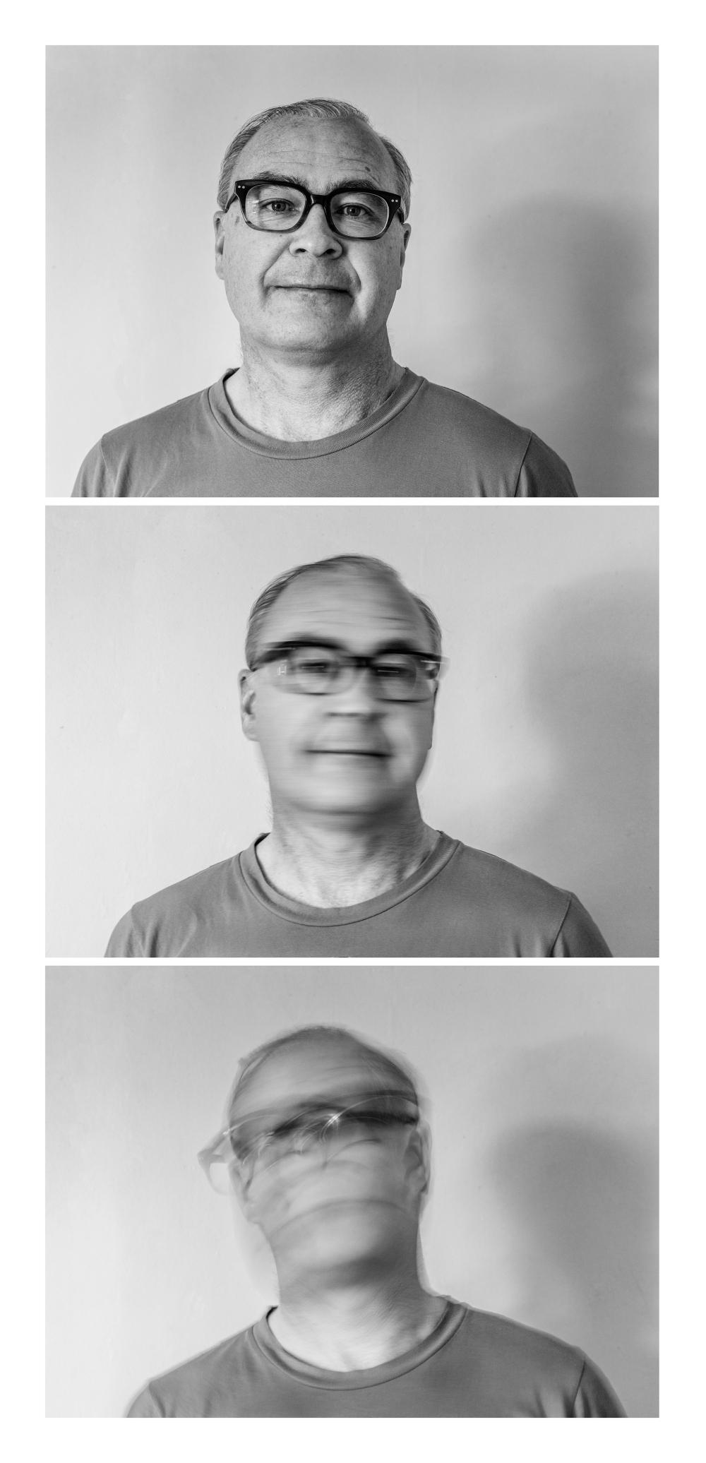 David Prentice triptych 2